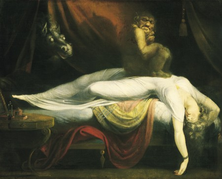JH Fuseli – The Nightmare